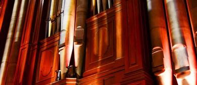 TOCCATA - Town Hall Organ Concert