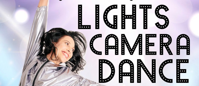 Lights, Camera, Dance - A Dance Workshop Experience