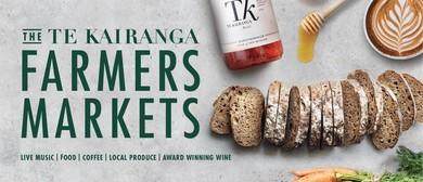 Te Kairanga Farmers Market