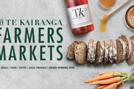 Image for event: Te Kairanga Farmers Market