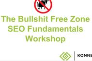 Search Engine Optimisation Fundamentals Workshop