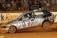Image for event: Demo Derby & Stock Car Teams Race