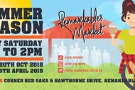 Image for event: Remarkables Market