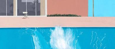 Paint and Wine Night - A Bigger Splash - Paintvine