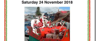 Wellsford Santa Parade