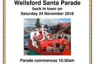Image for event: Wellsford Santa Parade