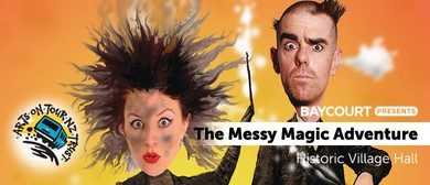 The Messy Magic Adventure