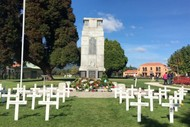 Image for event: Rotorua Field of Remembrance