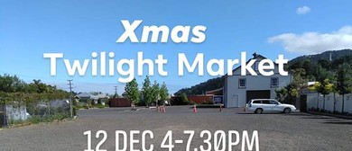 Xmas Twilight Market