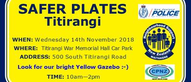 Safer Plates