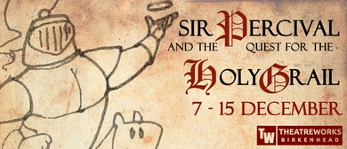 Sir Percival and the Quest for the Holy Grail