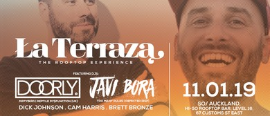La Terraza Afterparty - Doorly (UK) & Javi Bora (ESP)