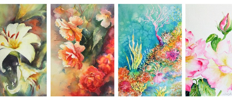 Splash 2018 - National Exhibition of Watercolour Paintings