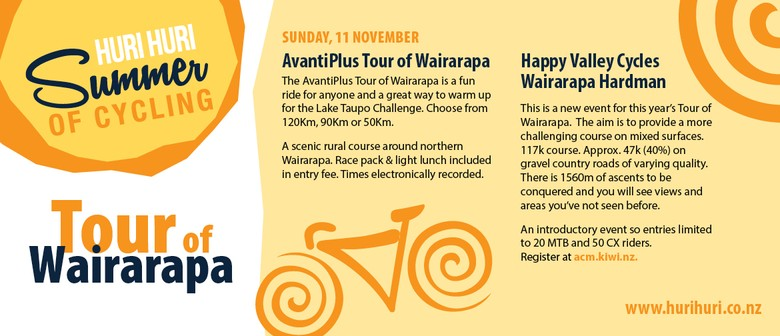 Tour of Wairarapa