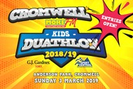 Image for event: More FM Cromwell Kids Duathlon