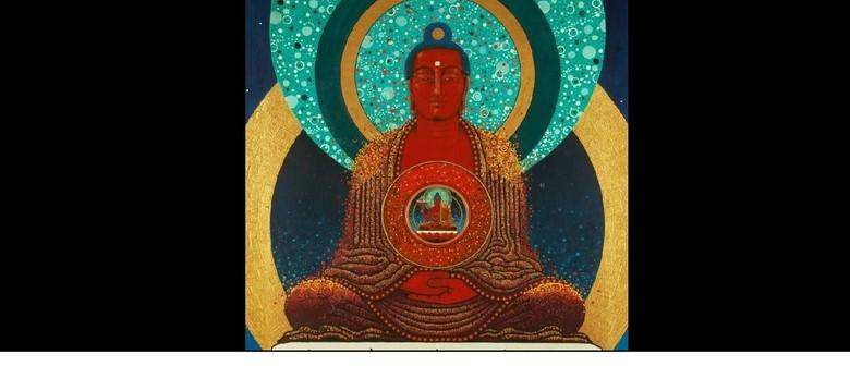 Amitabha: The Buddha of The Sunset