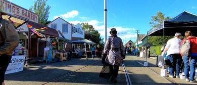 Ferrymead Night Market