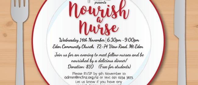 Nourish A Nurse