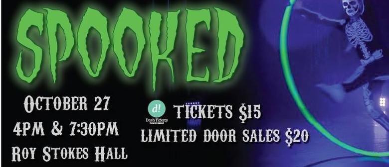 Fo(UN)D: Spooked - A Circus Spooktacular