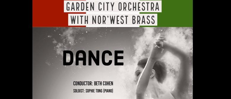Garden City Orchestra with Nor'West Brass: Dance