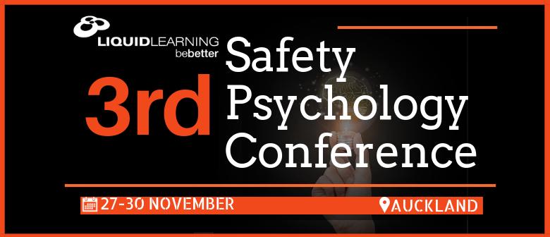 3rd Safety Psychology Conference