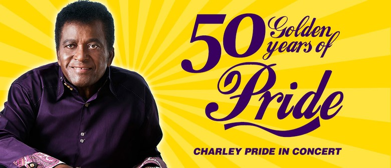 Charley Pride - 50 Golden Years of Pride