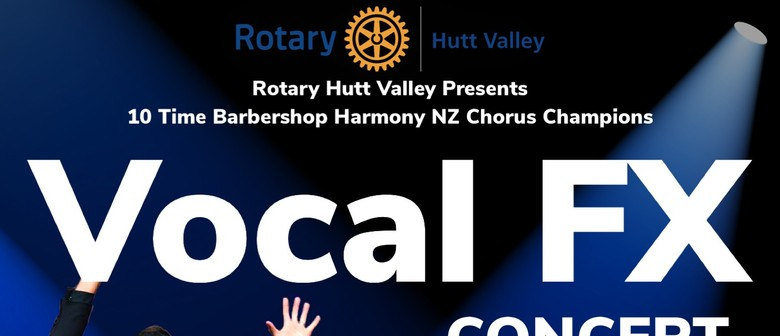 Vocal FX & Rotary Hutt Valley