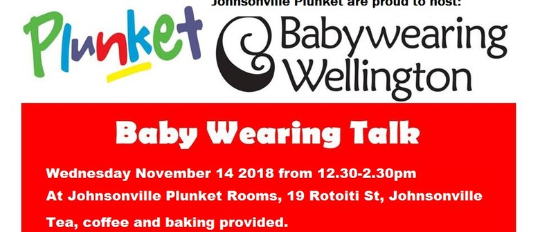 Baby Wearing Talk