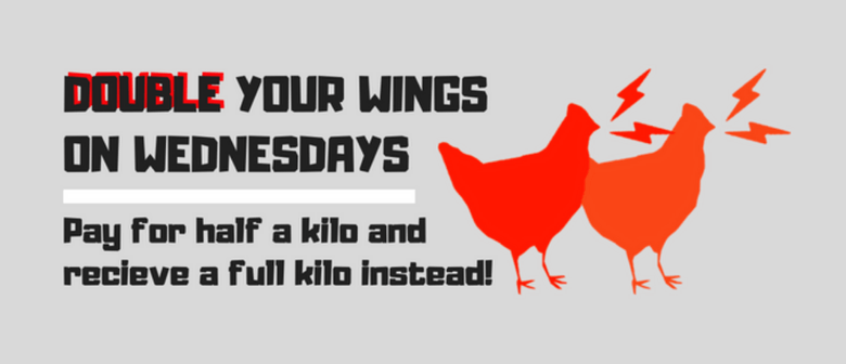 D4 Weekly Specials: Double Wings