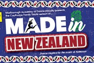 Image for event: Made In New Zealand