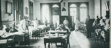 The Influenza Pandemic 1918 - A Temporary Exhibition