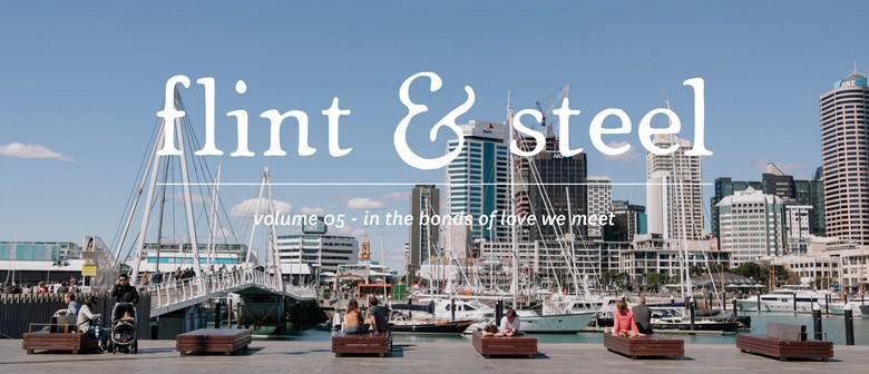 Flint & Steel Volume 05 - Magazine Launch