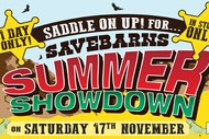 Image for event: Saddle Up for Save Barn - Summer Showdown!