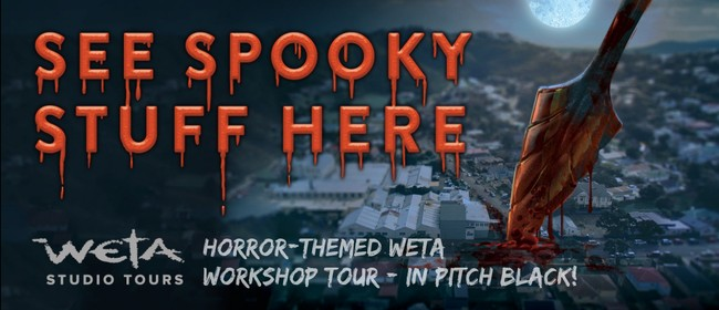 Weta Workshop's Night of Fright!