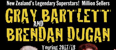 Gray Bartlett and Brendan Dugan: CANCELLED