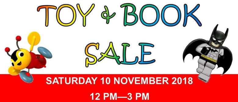 Children's Pre-loved Toy and Book Sale