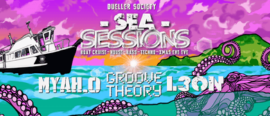 Dueller Society - Sea Sessions 3.0 (Boat Party Cruise)