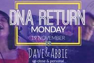 Image for event: DNA Return