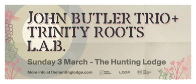 John Butler Trio, L.A.B. & TrinityRoots