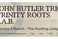 Image for event: John Butler Trio, L.A.B. & TrinityRoots