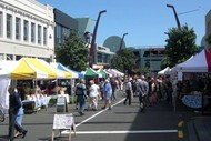 Image for event: Farmers Market Taranaki