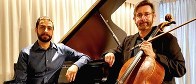 Paul Mitchell & Flavio Villani: Piano & Cello Recital