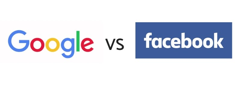 Google vs Facebook - Solve the Puzzle