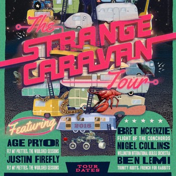 Strange Caravan Tour: SOLD OUT