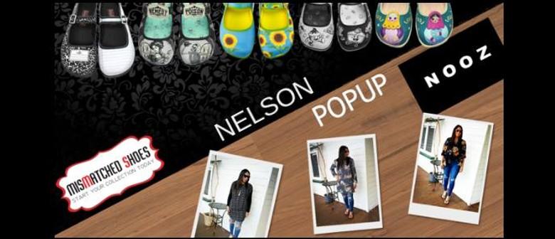 NOOZ & Mismatched Shoes Pop Up Shop