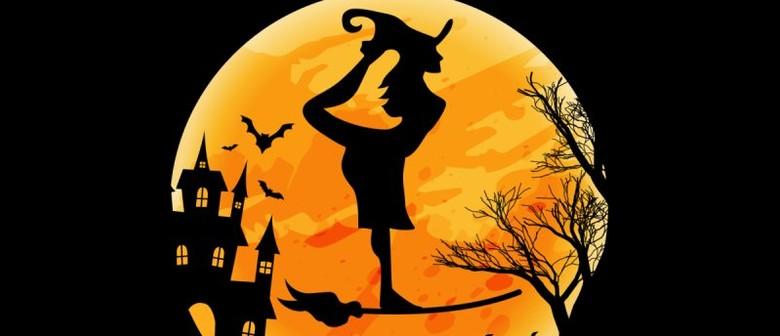 Hallowen Yoga - Spooky Flow