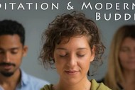Image for event: Meditation & Buddhism Cashmere Weekly Classes