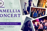Image for event: Camellia Concert: commemorating 125 years Women's Suffrage