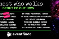Image for event: Ghost Who Walks – Debut EP Tour