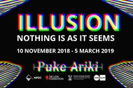 Image for event: Illusion: Nothing Is As It Seems